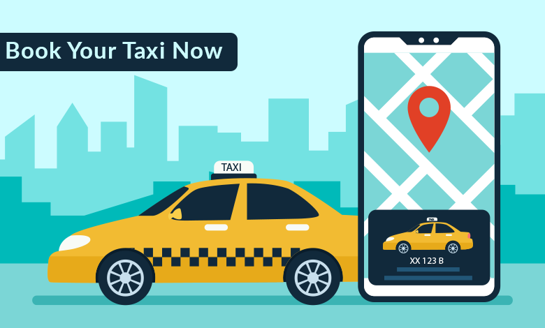 Book your taxi now