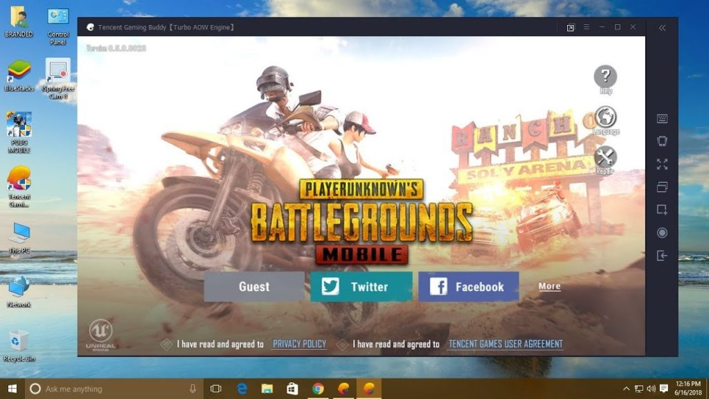Tencent gaming buddy review